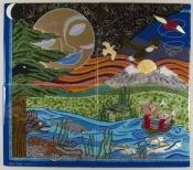 Enchanted Journey panel 2012