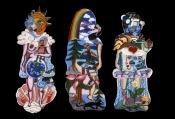 Three Figures 1993